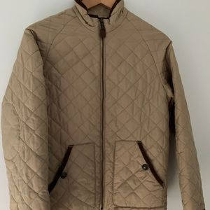 POLO RALPH LAUREN GIRLS QUILTED JACKET Sz 12-14